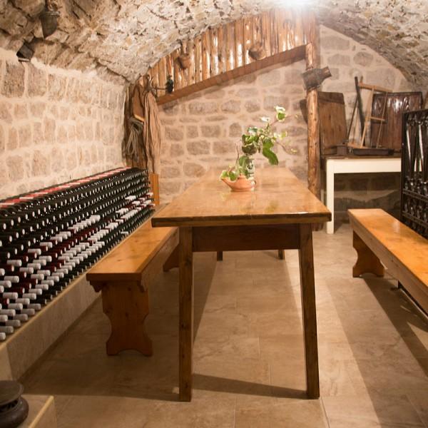 Kušaonica vina OPG N. Bratoš