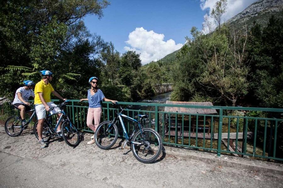 """Biciklistička tura """"Srce Konavala"""""""