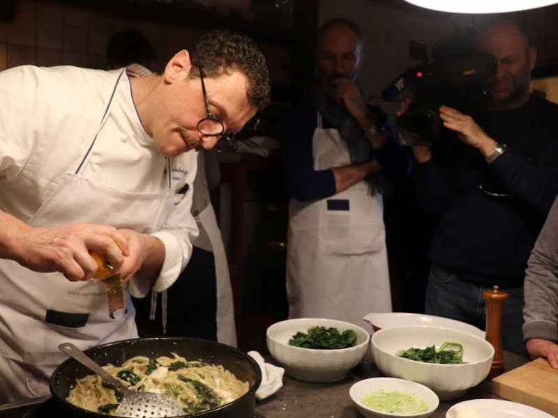 Kuharska gastro radionica: Novi recepti za babinu kuharicu