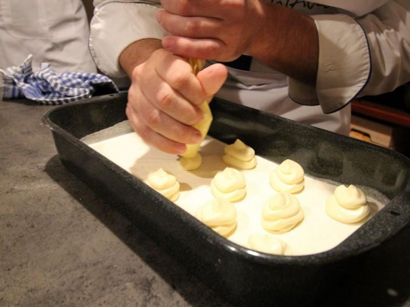 Dino Galvagno oduševio s novim receptima za babinu kuhinju u Konavlima