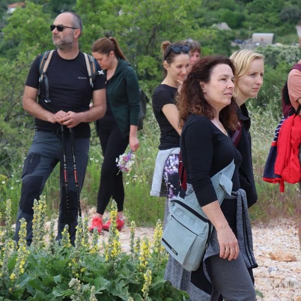 Završena 2. vođena pješačka tura kroz Konavle Dubravka – Zastolje – Vodovađa - Dubravka