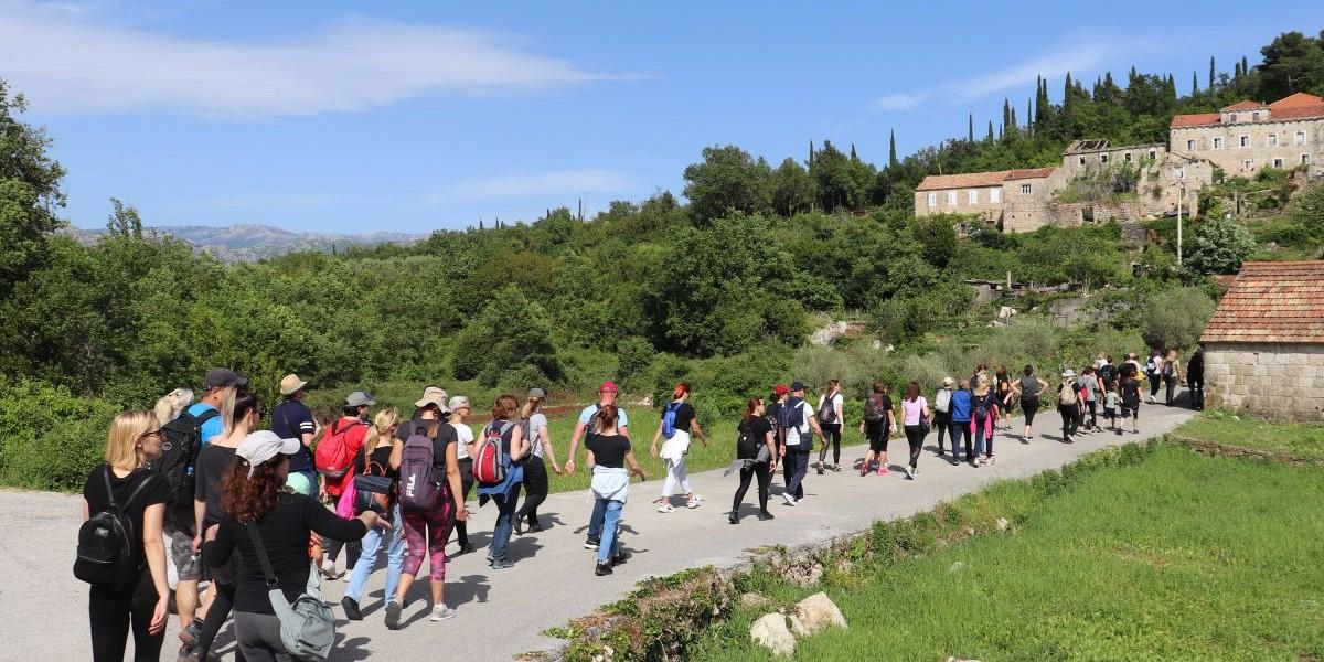 Poziv na 2. vođenu pješačku turu: Dubravka - Zastolje - Vodovađa - Dubravka